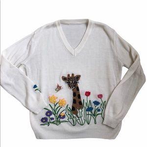 Vintage Sweater SPECTACULAR
